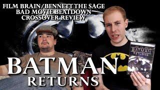 Download Bad Movie Beatdown (w/ Bennett the Sage): Batman Returns (REVIEW) Video