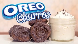 Download How to Make Oreo Churros At Home | Eat the Trend Video