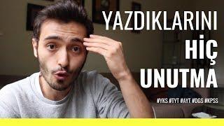 Download EN VERİMLİ NOT TUTMA TEKNİĞİ (ETKİLİ DERS ÇALIŞMA YÖNTEMİ) Video
