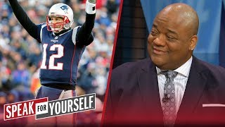 Download Jason Whitlock: Tom Brady is clearly the best athlete of his generation | NFL | SPEAK FOR YOURSELF Video