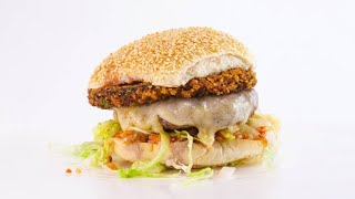 Download Rachael's Portabella Parm Burgers Video