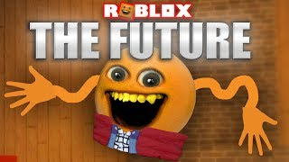Download Roblox: The Future [Annoying Orange Plays] Video