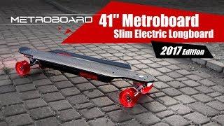 Download 2017 Metroboard 41″ Stealth Electric Skateboard! Video