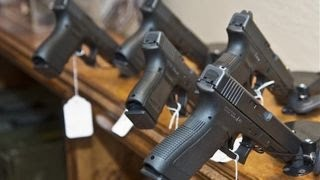 Download Gun store owners feeling bullet proof after Trump's election Video