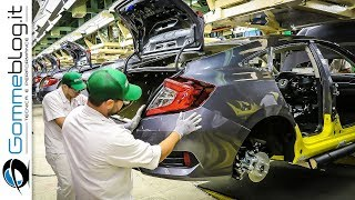 Download 2018 Honda Civic Sedan - CAR FACTORY Production - HOW IT'S MADE Assembly Making Of Video
