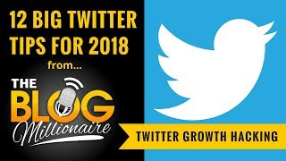 Download Twitter Marketing Tips and Tricks for 2018: A Quick Twitter Tutorial for Beginners and Business Video
