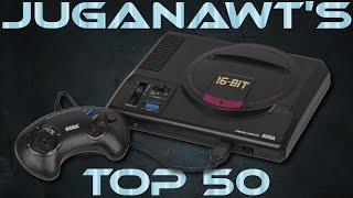 Download Top 50 Sega Megadrive / Genesis Games of all Time (in HD) Video