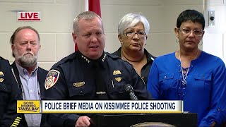 Download News Conference: 2 Kissimmee officers shot in the line of duty Video