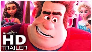 Download WRECK IT RALPH 2 Trailer 2 (2018) Video