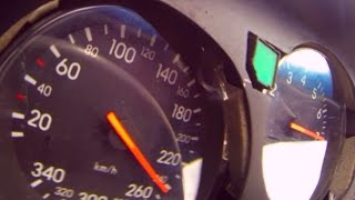 Download Toyota Supra 1200 PS Turbo Acceleration 0-300 Wheelspinn Video