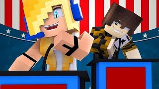 Download Minecraft Roleplay /Psycho Girl Show #4 - Psycho Girl For Class President! * Minecraft Video Video