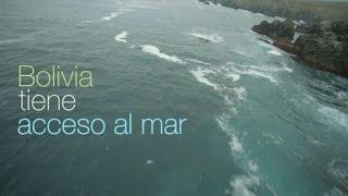 """Download Chile: """"Bolivia tiene acceso al mar"""" Video"""