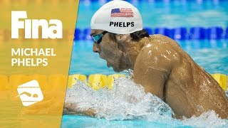 Download Michael Phelps - The Swimming Legend Video