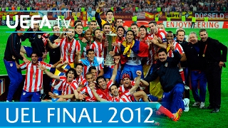 Download 2012 UEFA Europa League final highlights - Atlético-Athletic Bilbao Video