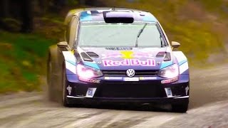 Download WRC Rally Wales Great Britain 2016 (Flat Out & Pure Sound) Full HD Video