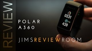 Download Polar A360 Activity Band - REVIEW Video