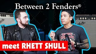 Download Rhett Shull Balances Touring and Guitar Youtubing | Between 2 Fenders® Video