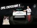 Download Présentation à bord de l'Opel Crossland X Video
