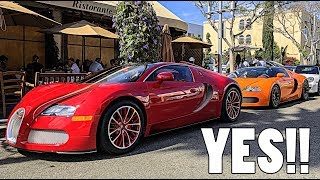 Download WHY 'CAR GUYS' LOVE LOS ANGELES!! *Bugatti Lunch* Video