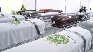 Download Colombia Air Crash Victims' Remains To Be Returned Home Video