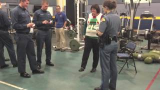 Download Washington State Patrol - Trooper Cadet ″Wet Lab″ Training Video