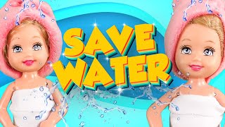 Download Barbie - Don't Waste Water!   Ep.165 Video