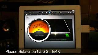 Download Apple GarageBand IRig Mic for iPad Air & iPad mini Video