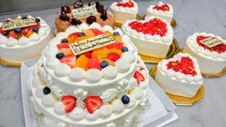 Download 密着24時!誕生日ケーキがいつもより多かったケーキ屋さんの1日 「バースデー日和」 Video