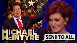 Download Ozzy Osbourne Facetimes Sharon Osbourne Over Plastic Surgery Text | Send To All | Michael McIntyre Video
