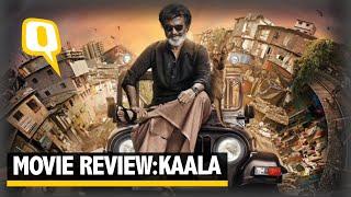 Download Kaala Film Review: Rajinikanth and Nana Patekar Are Riveting Video