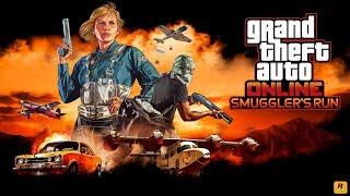 Download GTA Online: Smuggler's Run Trailer Video