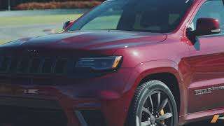 Download The 707-hp, $100,000 Jeep Grand Cherokee Trackhawk Launch Control Video