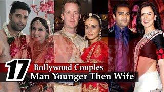 Download Younger Husband Older Wife - 17 Bollywood Star Couples | Younger Man With Older Wife Video