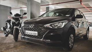 Download Hyundai Elite i20 CNG | Mileage In City Video