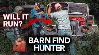 Download Dodge Power Wagons, factory 428ci Cobra Jet and a Mercury Cougar XR7 | Barn Find Hunter - Ep. 67 Video