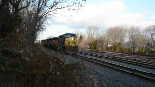 Download The Derailment Of CSX Q300 + 4 Others, Railfanning, Manville, NJ Dec. 10-12, 2016 Video
