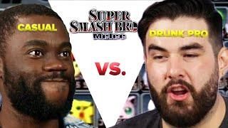 Download Casual Vs. Drunk Pro • Super Smash Bros. Melee ft. Mike Haze Video