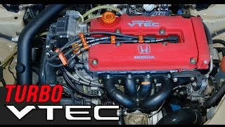 Download VTEC turbo street Honda Civic Video