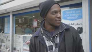 Download Homeless man tells story Video