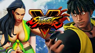 Download SEAN HAS ARRIVED - Road to Platinum w/Mods! (Street Fighter V Ranked) Video