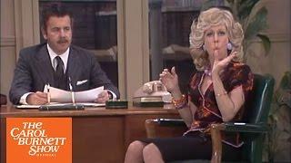 Download Mrs. Wiggins: The Intercom… Again from The Carol Burnett Show (full sketch) Video
