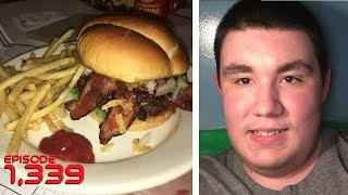 Download HAVING BURGERS FOR DINNER!! - August 16,2017 (Day 1,339) Video