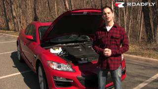 Download Roadfly - 2011 Mazda RX-8 Review & Test Drive Video