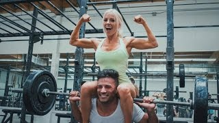 Download Workout With Buff Bunny | Heidi Somers & Christian Guzman Collab Video