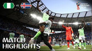 Download Nigeria v Iceland - 2018 FIFA World Cup Russia™ - Match 24 Video