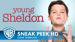 Download YOUNG SHELDON Staffel 1 - 10 Minuten Sneak Peek Deutsch HD German (2018) Video