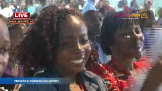 Download Live Prayer & Deliverance Service 29th March 2017 - Apostle Johnson Suleman Video
