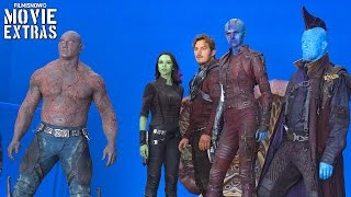 Download Go Behind the Scenes of Guardians of the Galaxy Vol. 2 (2017) Video