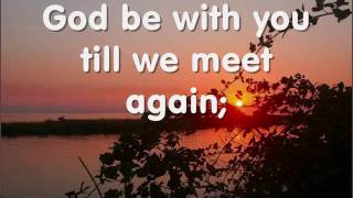 Download God Be With You Till We Meet Again Jim Reeves - MVL - roncobb1 Video