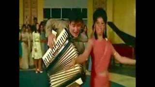 Download Song: Aaj Kal Tere Mere Pyar Ke Charche Movie: Brahmachari (1968) with Sinhala Subtitles Video